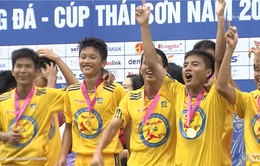 Vô địch U17 Quốc gia, lứa U17 PVF vẫn chưa biết tương lai về đâu
