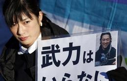 Nhật Bản: Tuần hành tưởng nhớ nạn nhân bị IS hành quyết