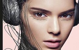 Kendall Jenner đẹp lạnh lùng trên bìa tạp chí Garage