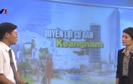 Quyền lợi cư dân tòa nhà Keangnam: Ai đảm bảo?