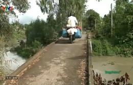 Cờ Đỏ, TP Cần Thơ: Vận động xây dựng cầu Kênh 200
