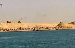 Tháng 8/2015: Ai Cập khánh thành kênh đào Suez mới