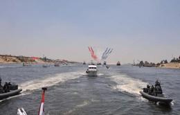 Ai Cập chuẩn bị khánh thành kênh đào Suez mới
