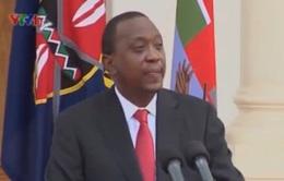Tổng thống Kenya cam kết tăng cường an ninh