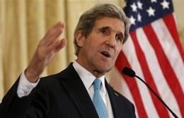 Mỹ tái khẳng định nỗ lực giảm căng thẳng Israel - Palestine