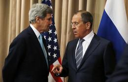 Mỹ đồng ý đối thoại với Nga về Syria