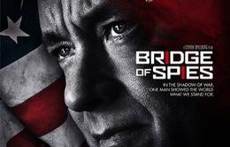 Bộ đôi quyền lực Steven Spielberg - Tom Hank làm phim về Chiến tranh lạnh