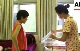Khách sạn 5 sao cho phụ nữ sau sinh ở Trung Quốc