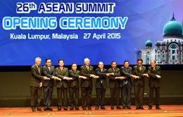 Thủ tướng Nguyễn Tấn Dũng họp phiên toàn thể ASEAN 26