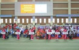 Khai mạc Giải thể thao người khuyết tật toàn quốc 2015