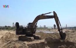 Quảng Nam: Khai thác cát trái phép cung ứng cho công trình giao thông trọng điểm?