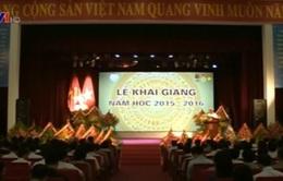 Đại học Hàng Hải khai giảng năm học mới