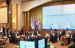 Khai mạc Hội nghị hẹp Bộ trưởng Kinh tế ASEAN lần thứ 21