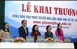 TP.HCM: Khai trương cổng thông tin dành cho phụ nữ