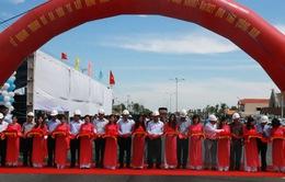 Khánh thành Quốc lộ 1A đoạn qua tỉnh Quảng Nam