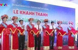 Đà Nẵng: Khánh thành thư viện tổng hợp lớn nhất miền Trung