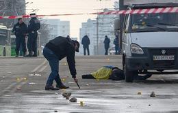 Tổng thống Ukraine lên án vụ nổ bom ở Kharkov