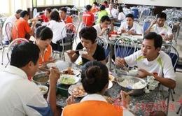 Khám phá khẩu phần ăn của các VĐV Việt Nam