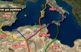 EU tăng cường nhập khẩu khí đốt tự nhiên từ Algeria