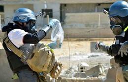 Khí mù tạt lần đầu tiên được sử dụng tại Syria