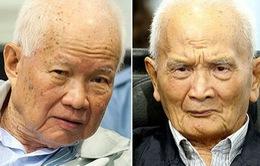 Campuchia hoãn xét xử thủ lĩnh Khmer Đỏ