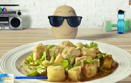 Ireland phát động chiến dịch quảng cáo khoai tây