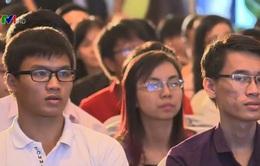 Diễn đàn lãnh đạo trẻ Việt Nam bàn về chuyện Khởi nghiệp