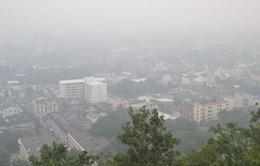 Thái Lan cảnh báo khói bụi ở mức nguy hiểm tại một số khu vực
