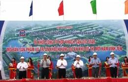 Khởi công tổ hợp công trình đô thị Nam Vĩnh Yên