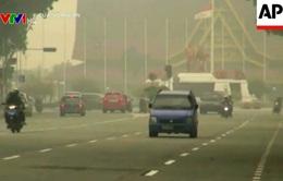 Khói mù lan rộng tại nhiều nước ASEAN