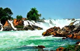 Đến Campuchia khám phá Thác Khone Phapheng