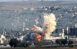 Không quân Nga tiêu diệt hơn 800 mục tiêu IS ở Syria
