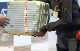 Khung robot giúp giảm nặng cho người vận chuyển