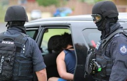 Australia bắt giữ hai đối tượng liên quan tới khủng bố