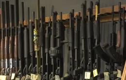 Doanh số bán súng ở Mỹ tăng vọt do lo ngại khủng bố