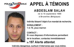 Pháp công bố bức ảnh nghi can đầu tiên trong vụ khủng bố ở Paris