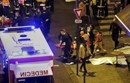 Khủng bố kinh hoàng tại Paris: Có 3 nhóm tiến hành các vụ tấn công