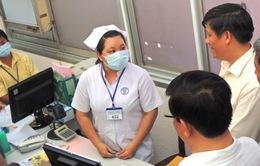 Cần lập phòng khám MERS riêng trong bệnh viện