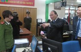 PTTg Nguyễn Xuân Phúc đánh giá cao Trung tâm Phục vụ Hành chính công Quảng Ninh