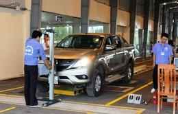 Thí điểm đăng ký kiểm tra chất lượng xe cơ giới nhập khẩu qua mạng