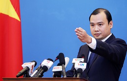 Phản đối tàu Trung Quốc đe dọa sử dụng vũ lực với tàu Việt Nam