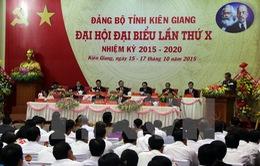 Bế mạc Đại hội Đảng bộ tỉnh Kiên Giang, Bắc Kạn