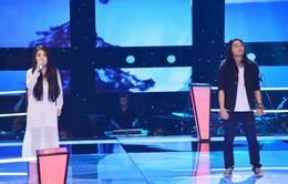 Giọng hát Việt 2015: Ca nương Kiều Anh đối đầu rocker Thái Dương