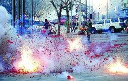 Quảng Ninh: Đình chỉ 2 lãnh đạo phường vụ đốt pháo dịp Tết