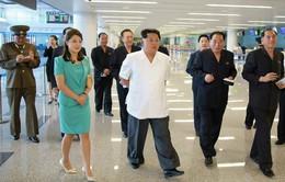 Triều Tiên chuẩn bị khánh thành nhà ga sân bay quốc tế mới