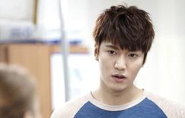 Sau scandal tình ái, Lee Min Ho tiết lộ về dự án mới