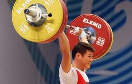 Thạch Kim Tuấn may mắn giành 1 HCĐ giải cử tạ vô địch thế giới