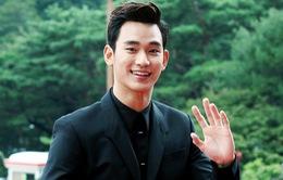 Kim Soo Hyun thống trị ngành quảng cáo Trung Quốc