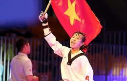 Trương Thị Kim Tuyền giành HCV Giải Taekwondo quốc tế