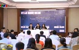 Young Hoteliers Award năm 2015: Nhóm SV Đại học KTQD giành giải Nhất
